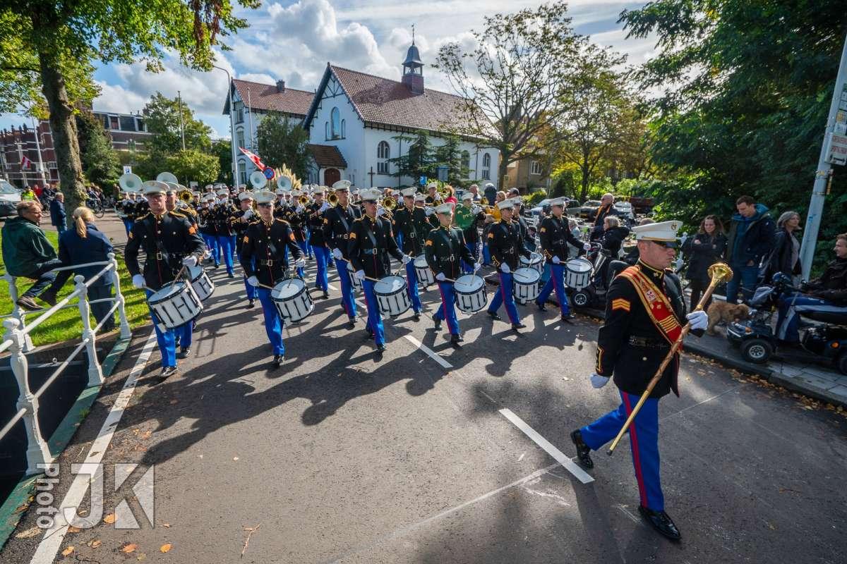 2016 - De S&MB tijdens Taptoe Delft