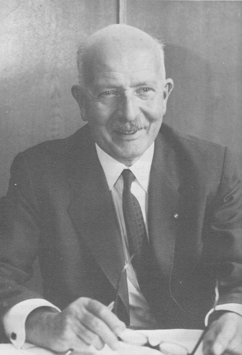 Lid van verdienste Ir. M. C. de Jong