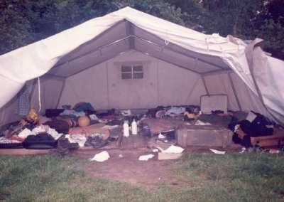 1983 - Tentinspectie kan geen kwaad