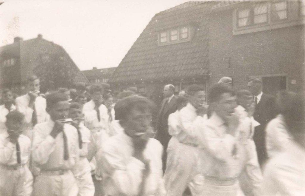 Mondorgelclub K&G in Leiden (1936)