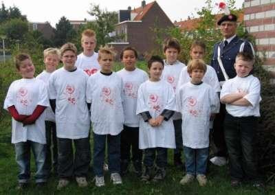 2003 - Leerlingen op 3 oktober