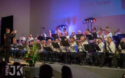 Reünie-orkest wordt vast onderdeel van de vereniging